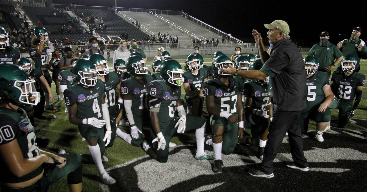#FlashbackFriday: 4A teams with old-school offenses in the limelight ahead of 5A, 6A debut