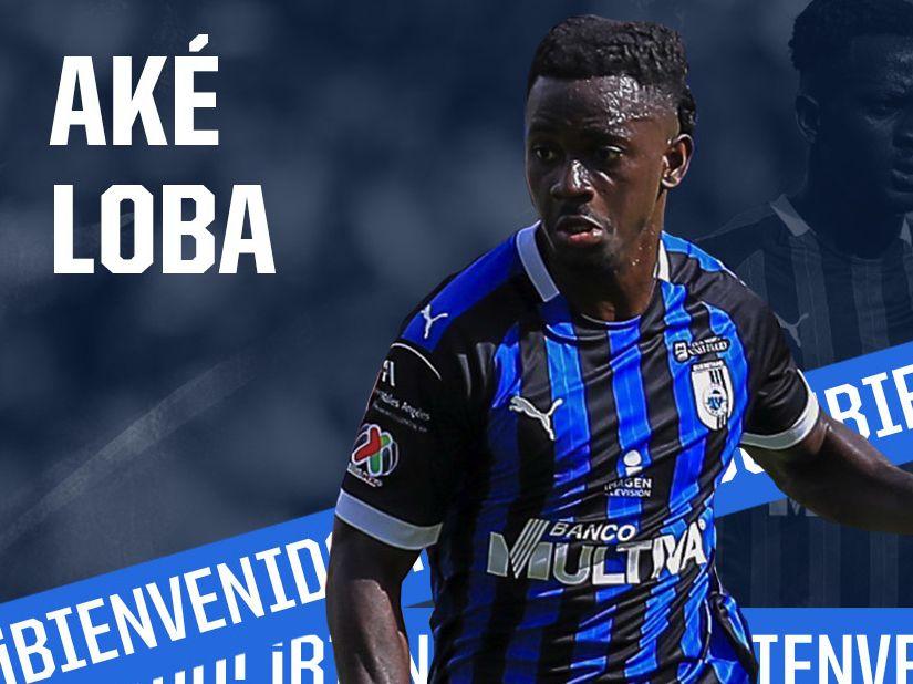 El delantero Aké Loba le dará a Rayados de Monterrey profundidad al ataque y  será un arma importante para buscar el bicampeonato.