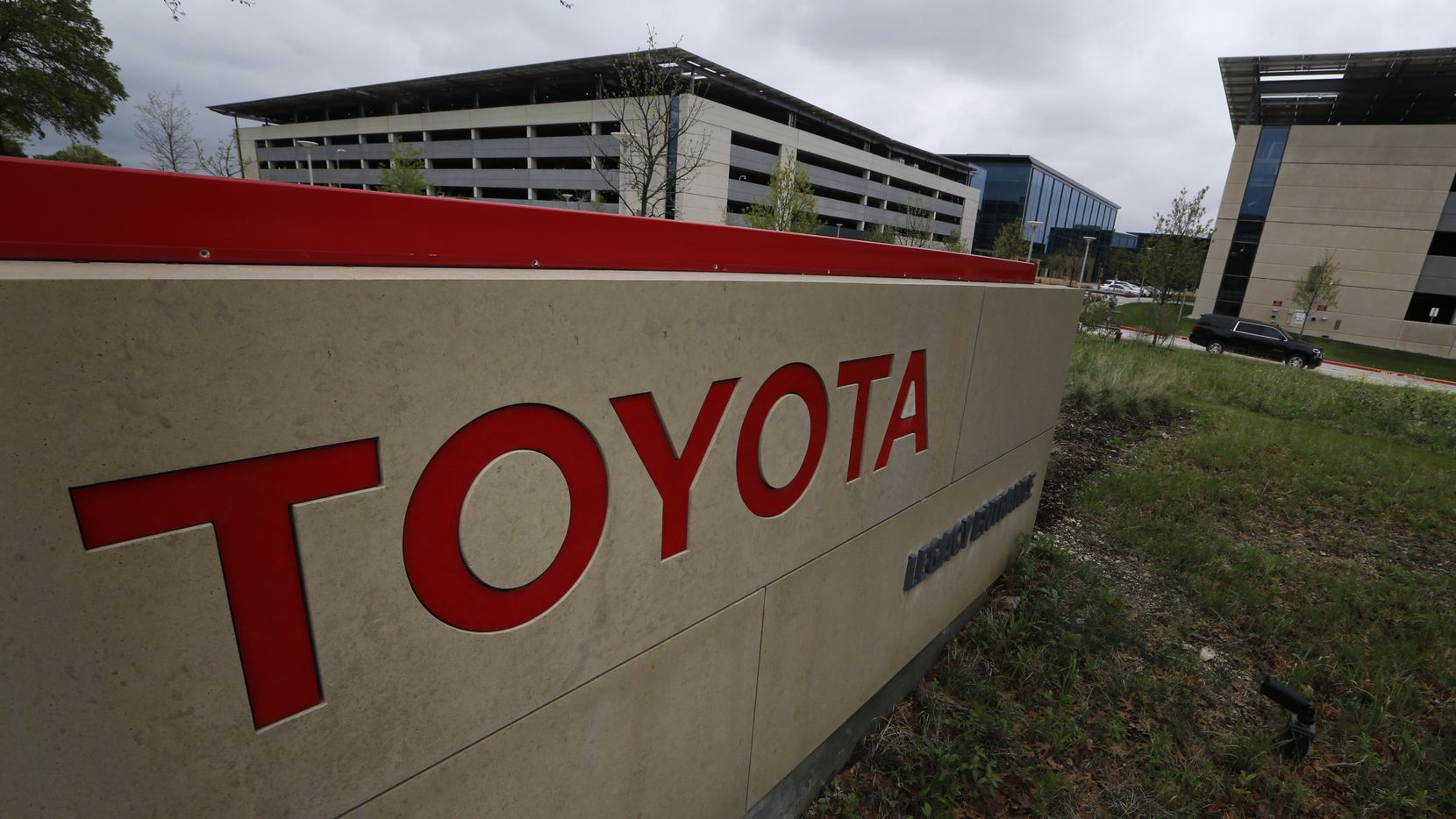 Toyota's North America headquarters is in Plano.