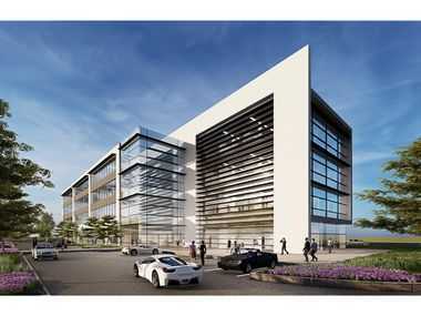 Hotel firm NewcrestImage is building the new office project in Grapevine.