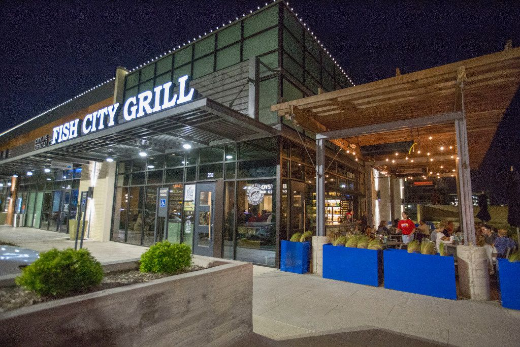 Fish City Grill locations are all hosting a Cup of Hope fundraiser wherein all profits from every cup of soup sold go to Harvey relief efforts.