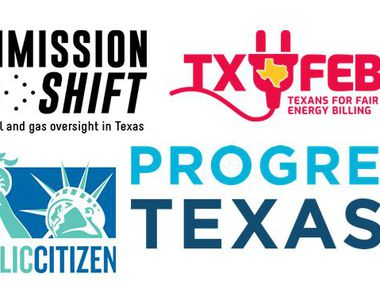 Several citizen groups are fighting on behalf of Texas electricity customers. Here's who they are.