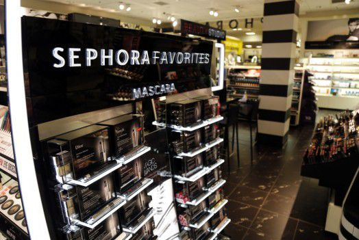 More than 600 Penney stores have Sephora shops similar to this one at the Penney store in Frisco's Stonebriar Centre.