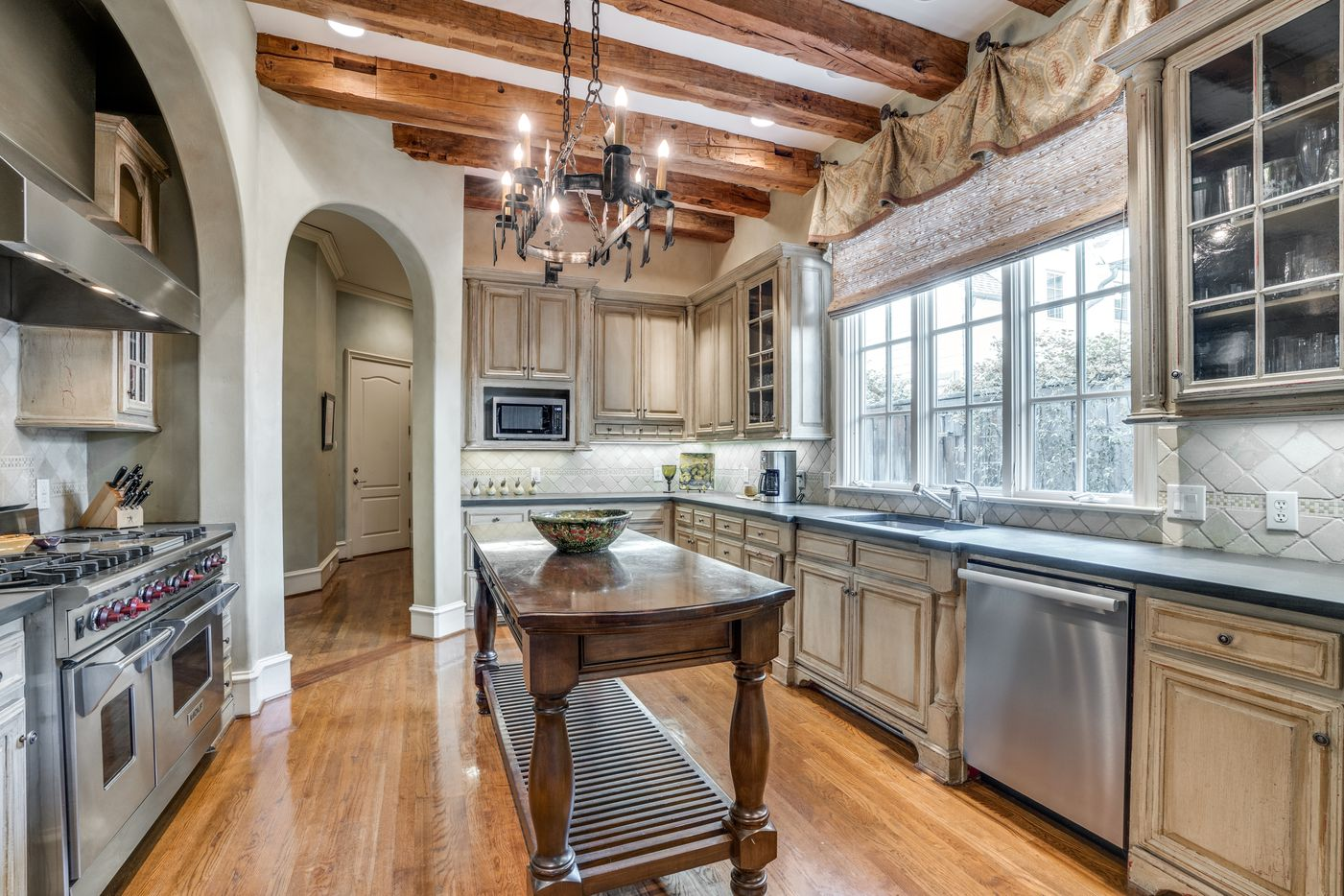 Take a look at the home at 4500 Belclaire Ave. in Dallas.