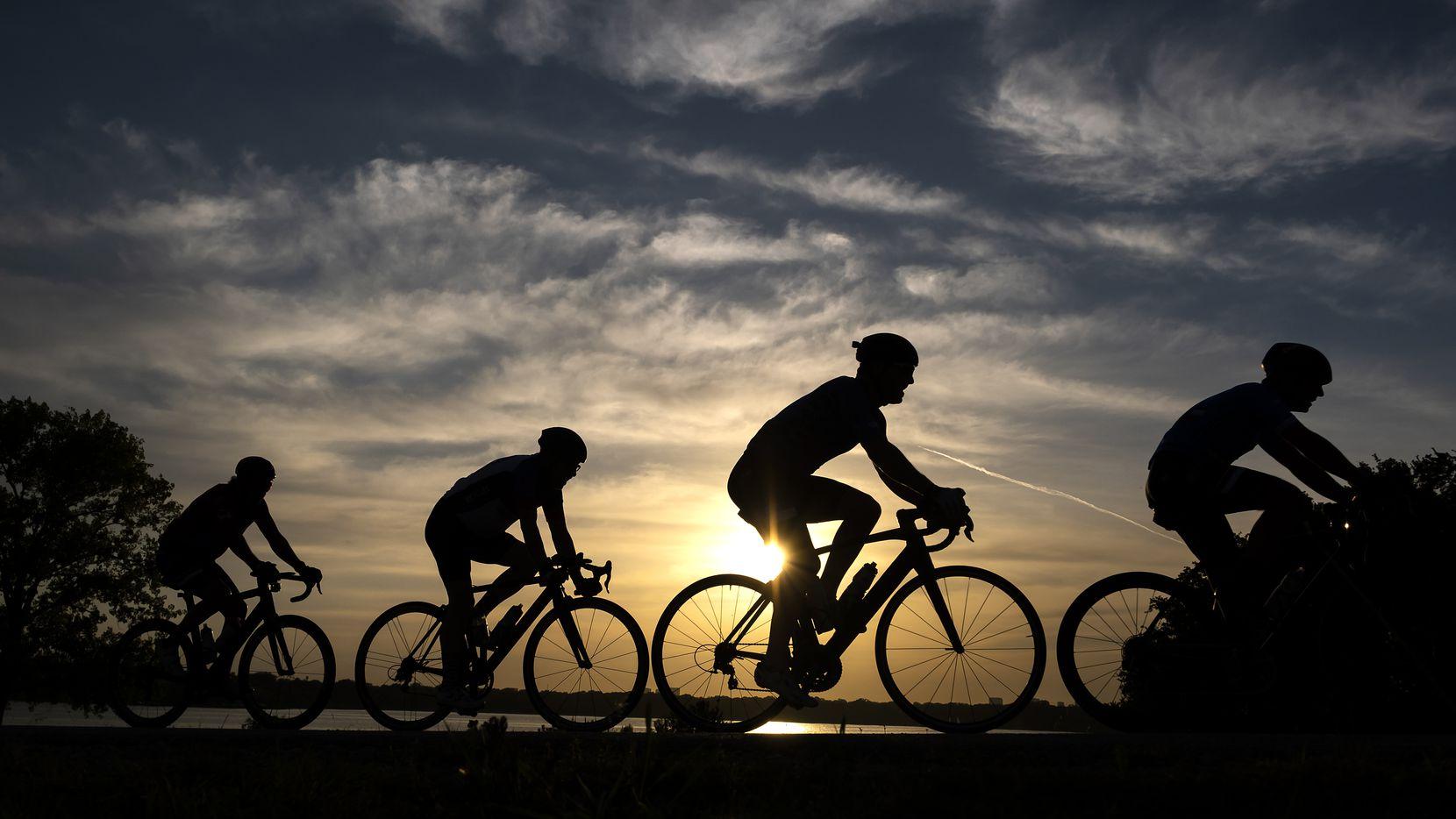 Ciclistas se unirán este fin de semana para celebrar San Valentín sobre ruedas.