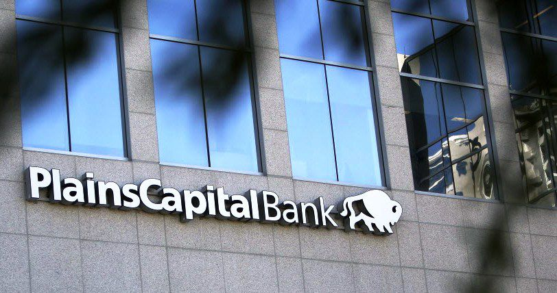 PlainsCapital Bank is the primary banking brand owned by Dallas-based Hilltop Holdings.