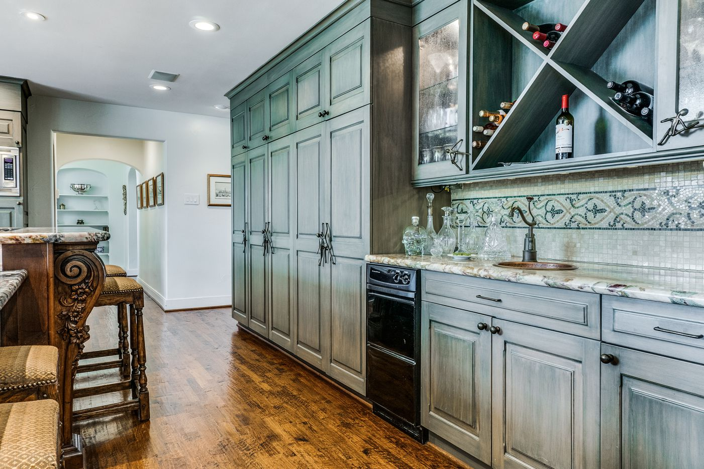 Take a look at the home at 4517 Lorraine Ave. in Highland Park.