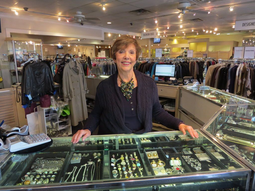 Irene Mylan sold the Clothes Circuit, an upscale resale shop on Sherry Lane just south of Preston Center, in 2019 after operating it since she opened it in 1983. .