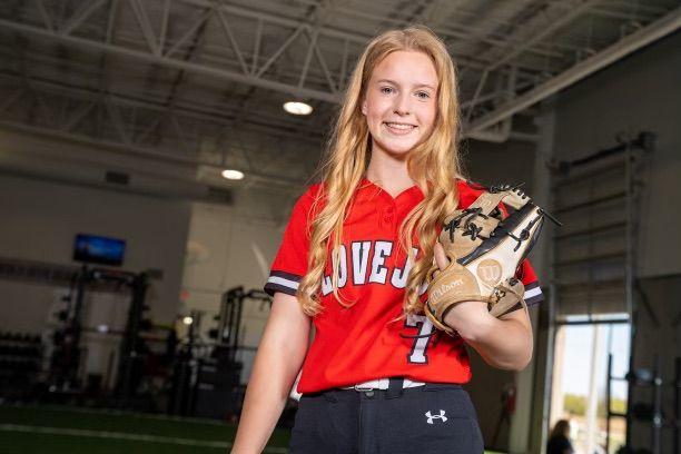 Softball Player of the Week:Lovejoy's Jade Owens