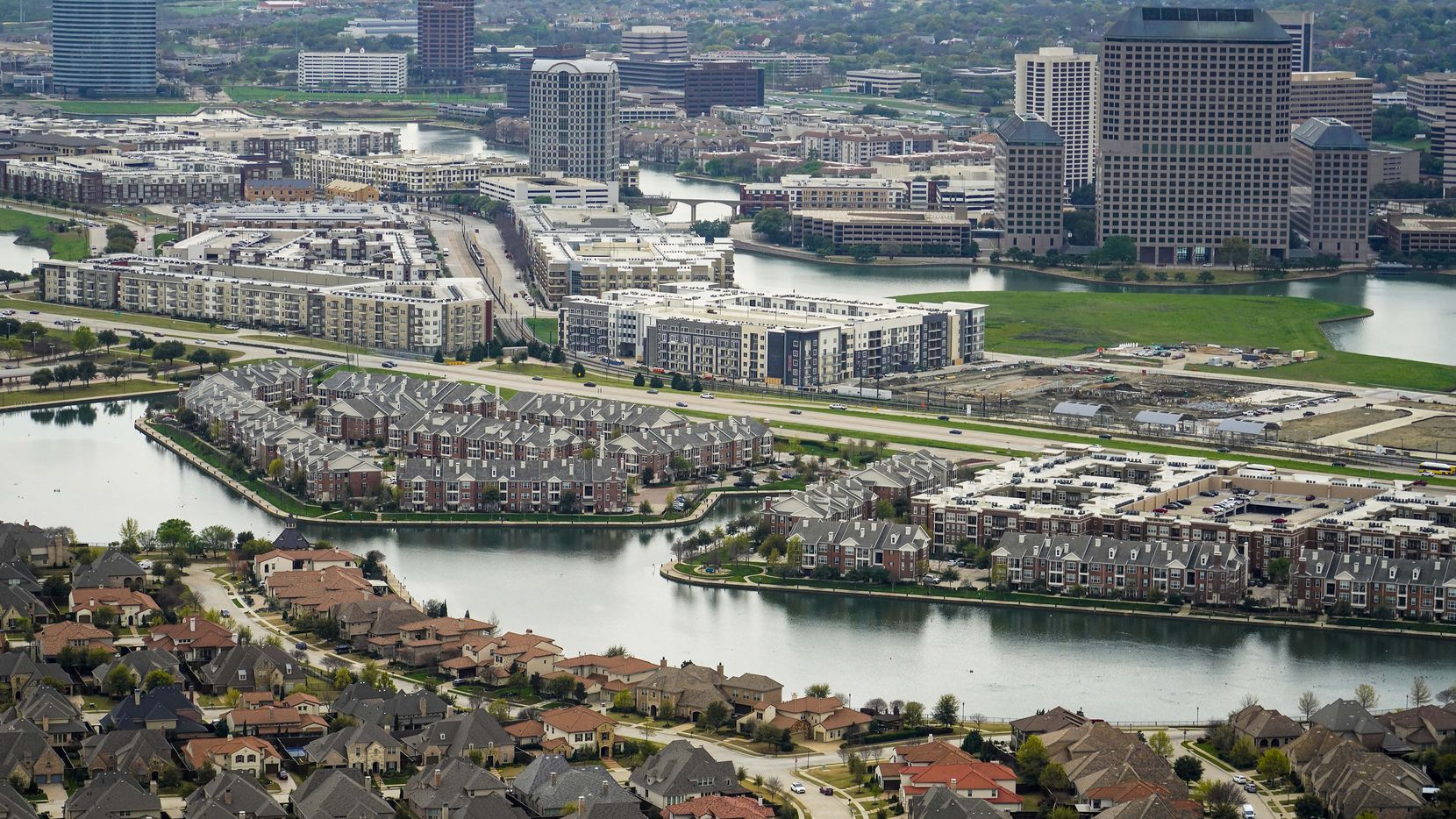 Ten companies provide more than 13% of jobs in Irving.
