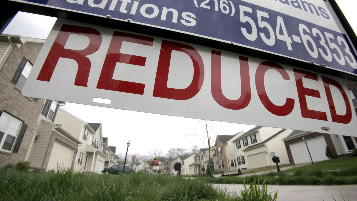 Nationwide home prices are expected to fall by almost 7%, according to CoreLogic.
