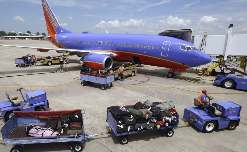 southwest airlines baggage weight limit 2018