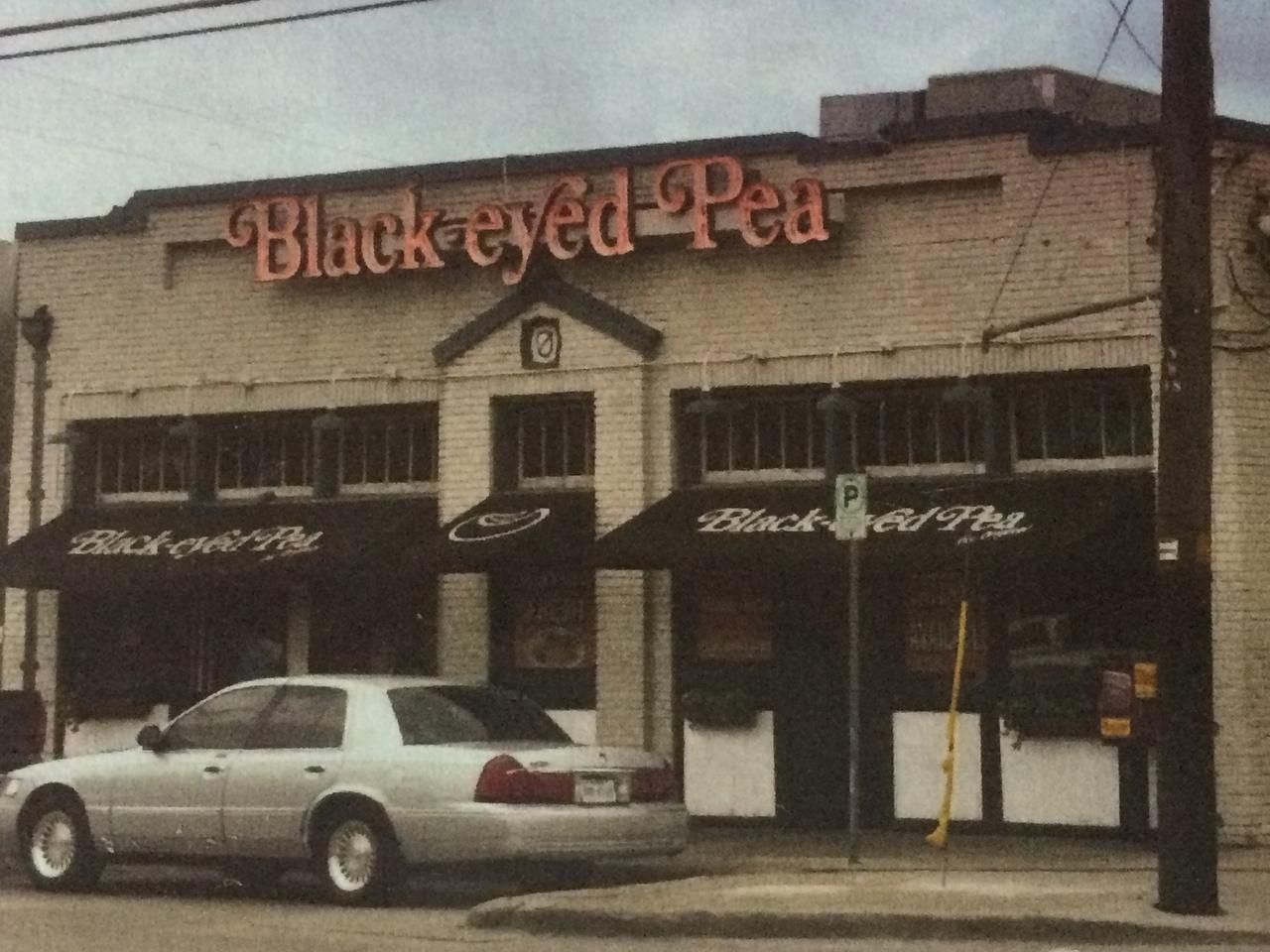 The building that now houses Street's Fine Chicken was the original Black-Eyed Pea on Cedar Springs.