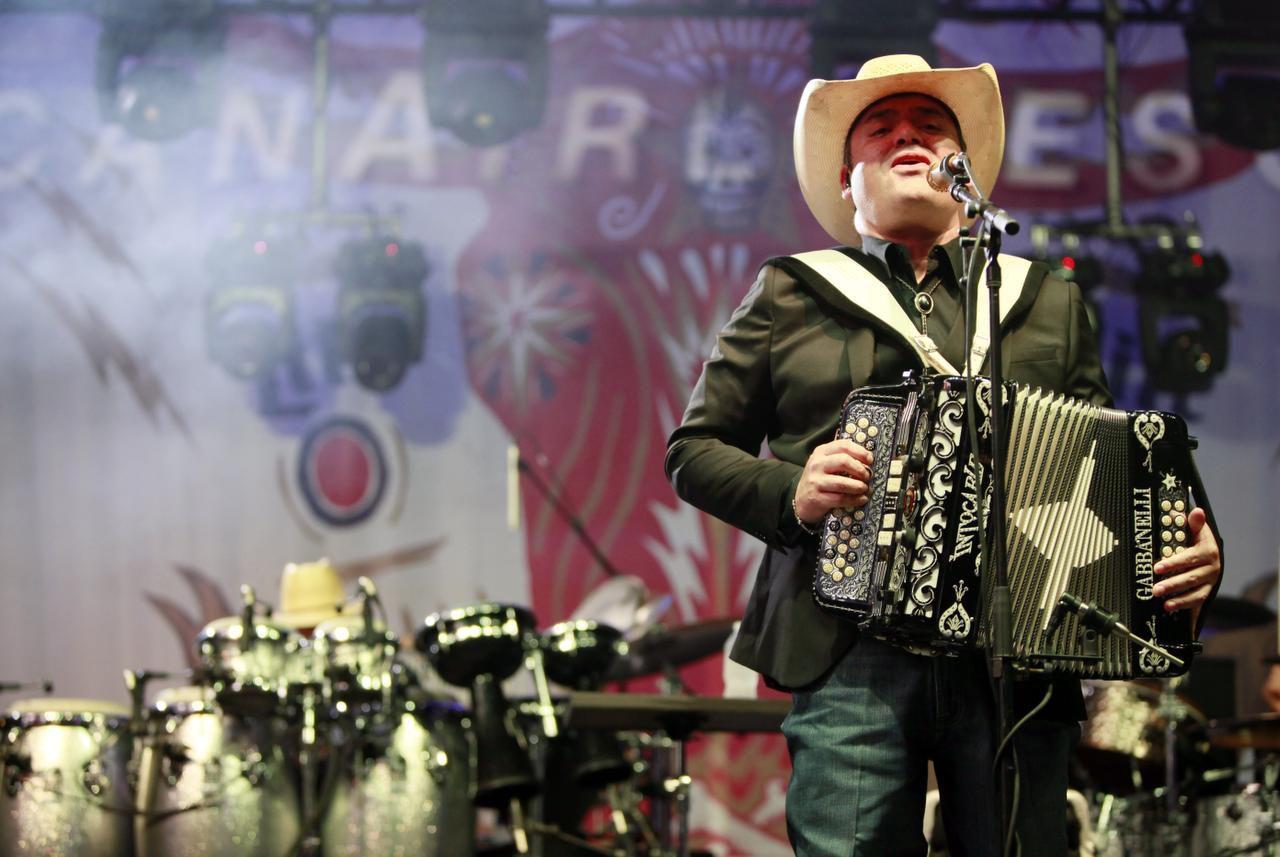 Intocable dará un concierto gratis y masivo en un parque durante South By Southwest, en Austin.