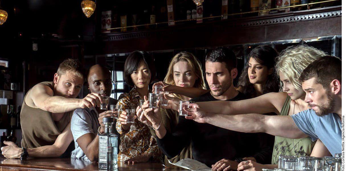 Defender lo auténtico es un impulso que Miguel Ángel Silvestre lleva en la sangre, algo que espera manifestar a través de su personaje de Lito en el último capítulo de la serie Sense8, de Netflix./ AGENCIA REFORMA