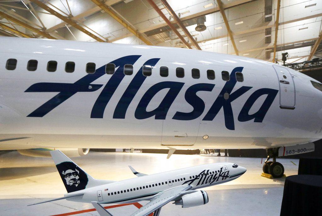 Alaska Airlines./AP