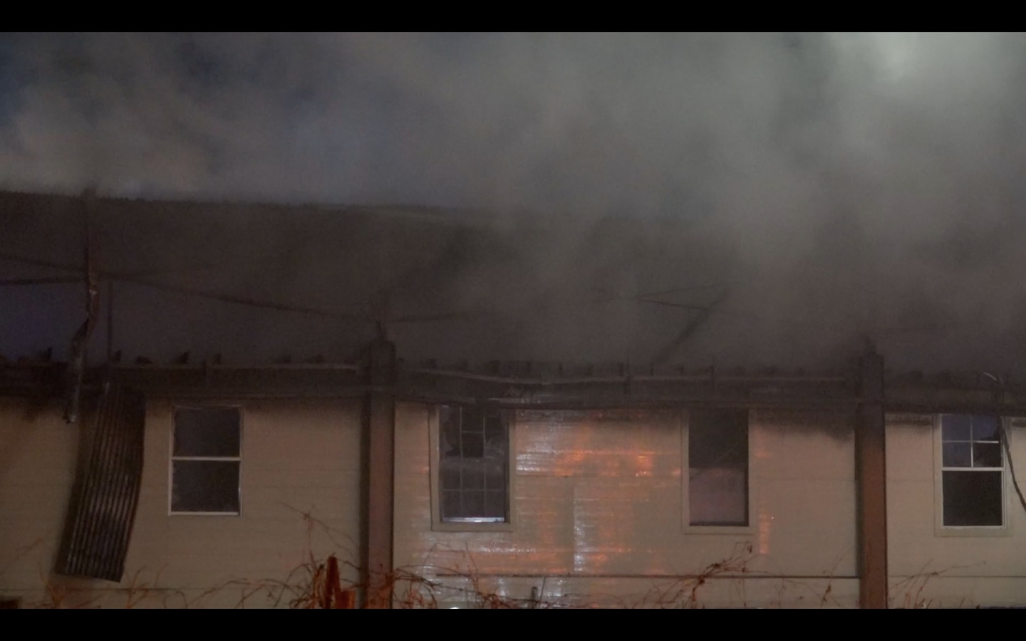 A vacant building in the process of being converted to apartments was damaged by fire early Tuesday morning in South Dallas.