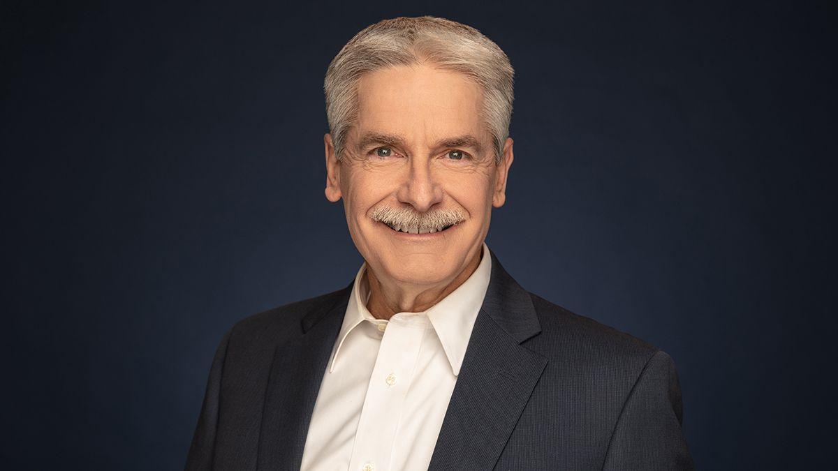 El meteorólogo de NBC, 5 David Finfrock