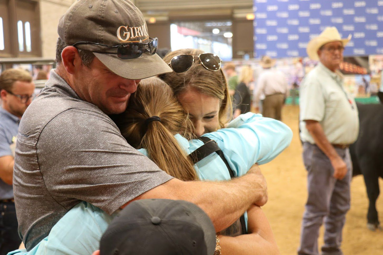 Each year, the State Fair awards more than 120 livestock scholarships to promising students with an eye on pushing the bounds of livestock and agriculture technology.