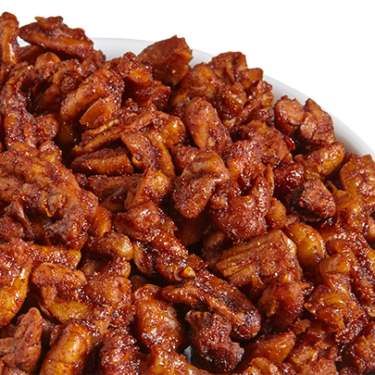 Candied Chile Pecans