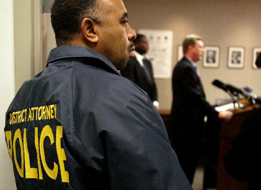 Anthony L. Robinson of Mesquite worked in the Dallas County district attorney's office for 20 years.