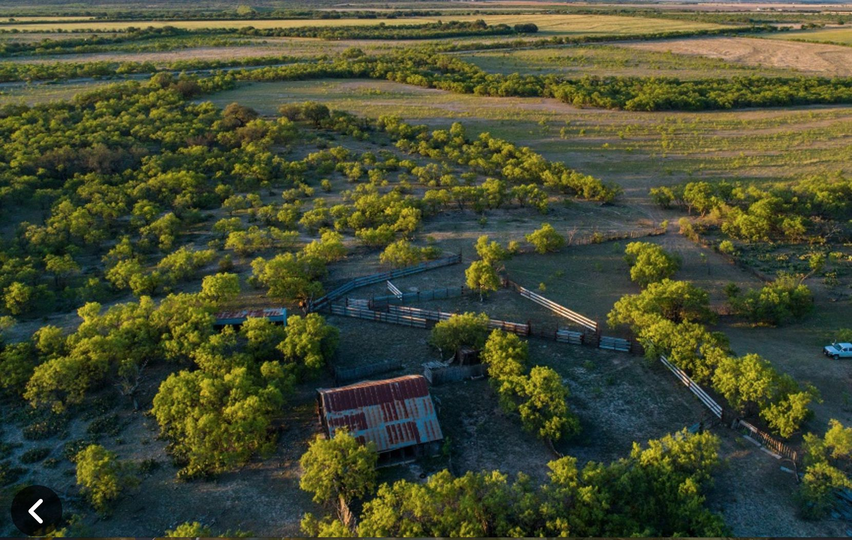 The City of San Angelo is selling Ford Ranch.