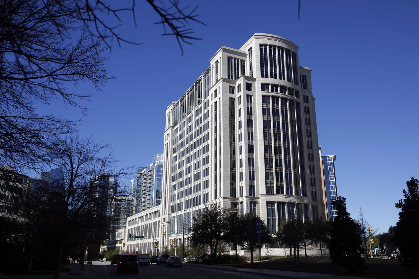 Independent Financial (formerly Independent Bank) is taking office space in the Rosewood Court building on Cedar Springs Road. It plans to hire several hundred more employees in the next two to three years after a failed merger with Texas Capital Bank in the summer of 2020.