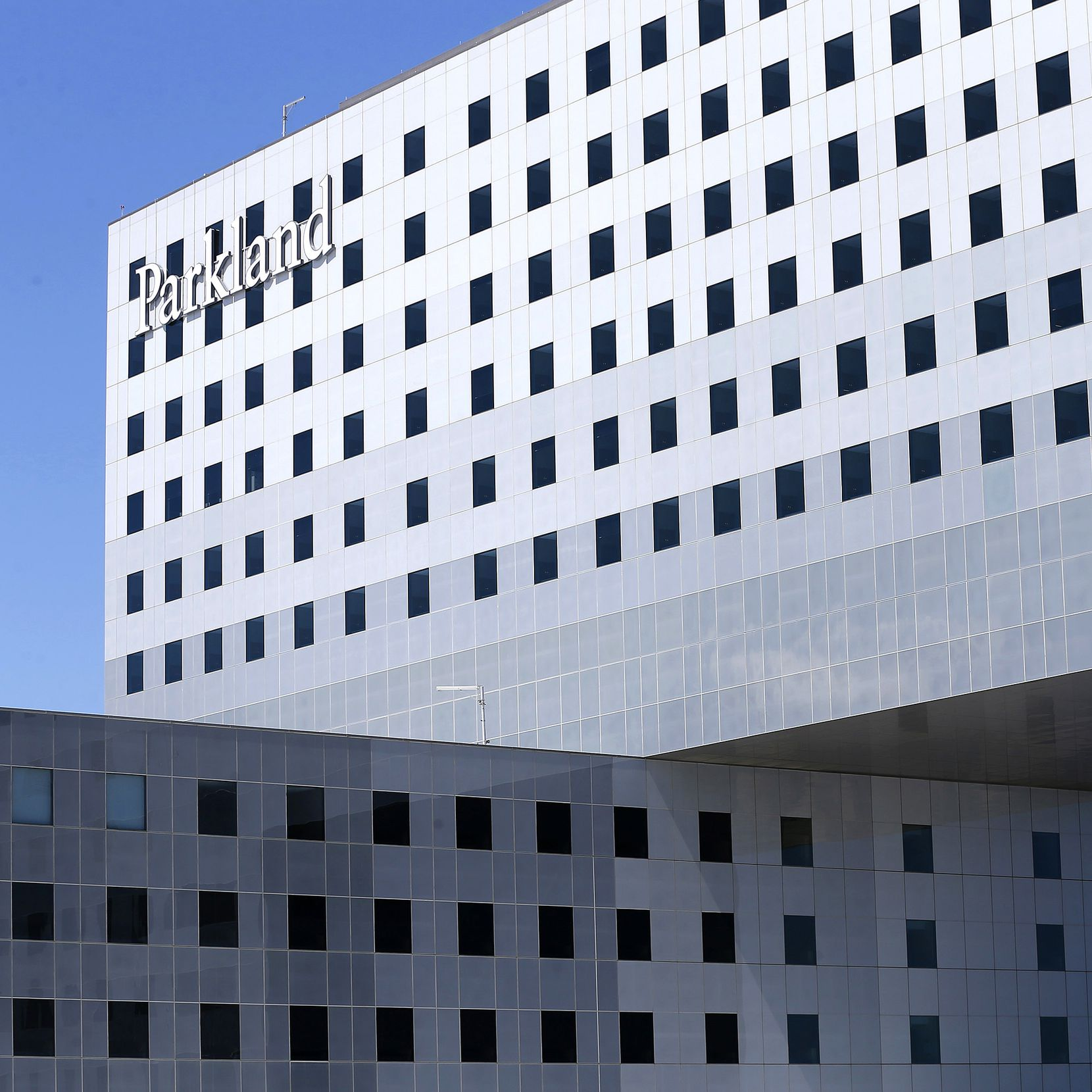 The new Parkland Hospital by Corgan is unabashedly modern and forward in its thinking.