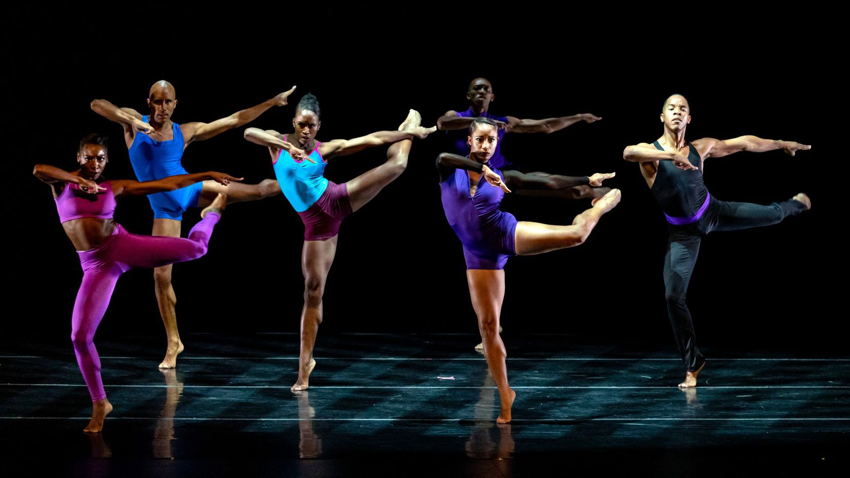 Dallas Black Dance Theatre's 45th season will include both live and virtual performances and will double as its annual fundraiser.
