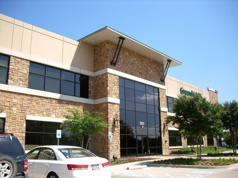 Eggar Insurance Services Inc. has subleased 10,105 square feet in the Office Campus at Allen.