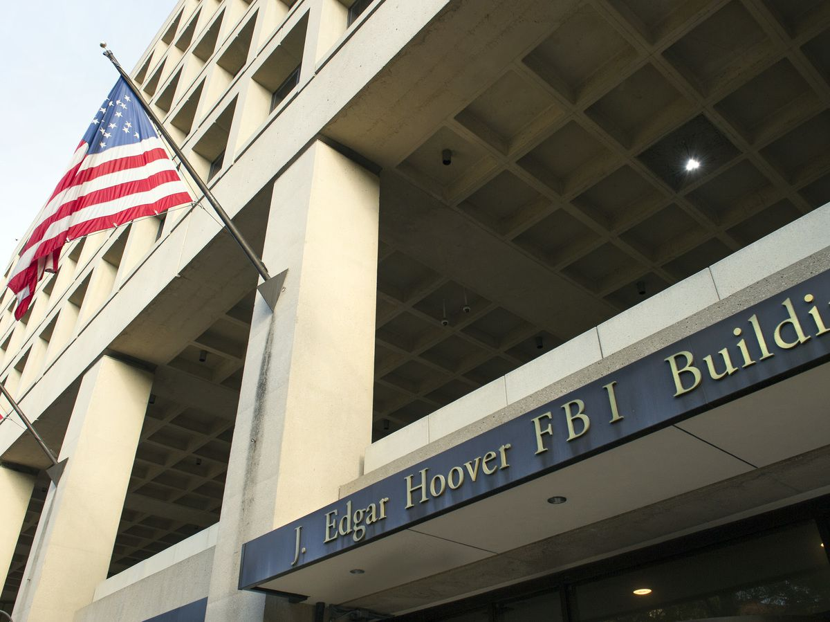 The FBI's J. Edgar Hoover Headquarters in Washington, D.C.
