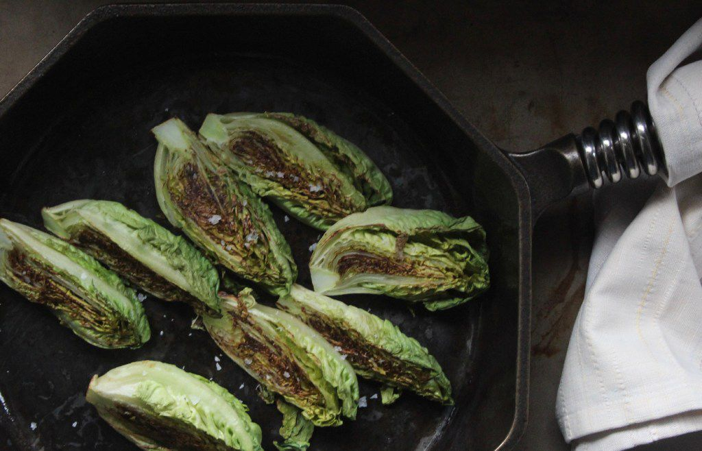 Little gems are reminiscent of Brussels sprouts.