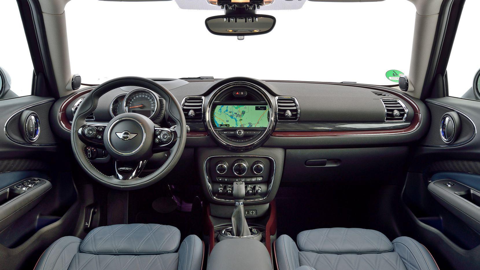 2016 Mini Cooper S Clubman