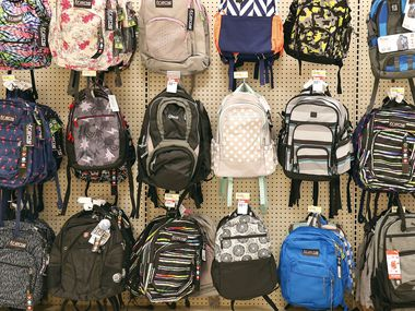 Irving organizations are now collecting backpacks and school supplies for low-income families.