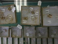 Jewelry is among the items financed by American First Finance's business partners.