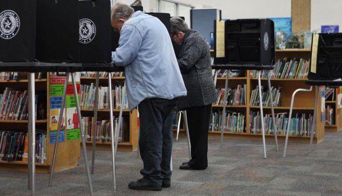 Este miércoles es el último día para registrarse para votar en las elecciones municipales y de distritos escolares en en condado de Dallas. (DMN/ARCHIVO)