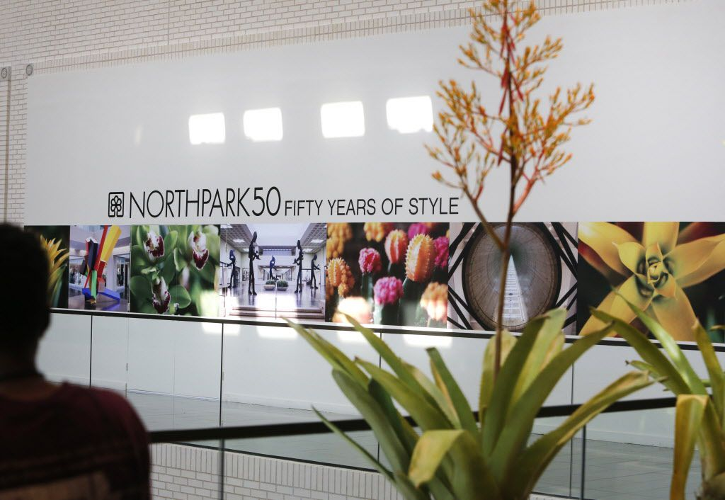 Ceremonies to celebrate 50 years of shopping at NorthPark Center in Dallas are being planned. Photographed on Thursday, August 13, 2015.