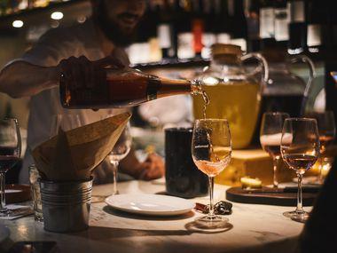 Barcelona Wine Bar opened near Knox-Henderson in Dallas in late February 2020.