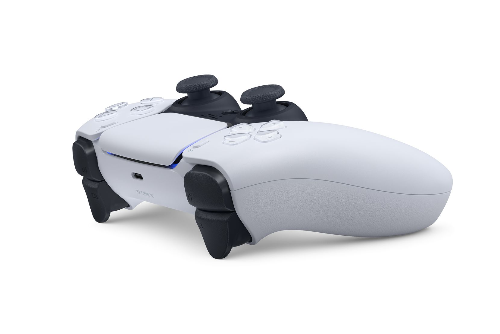The DualSense Wireless Controller for the PlayStation 5.