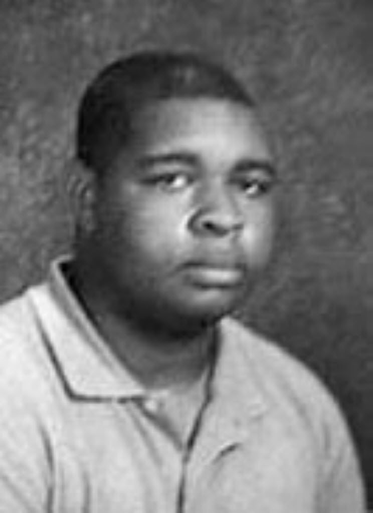 2008 Mesquite John Horn High School yearbook photo of Micah Johnson