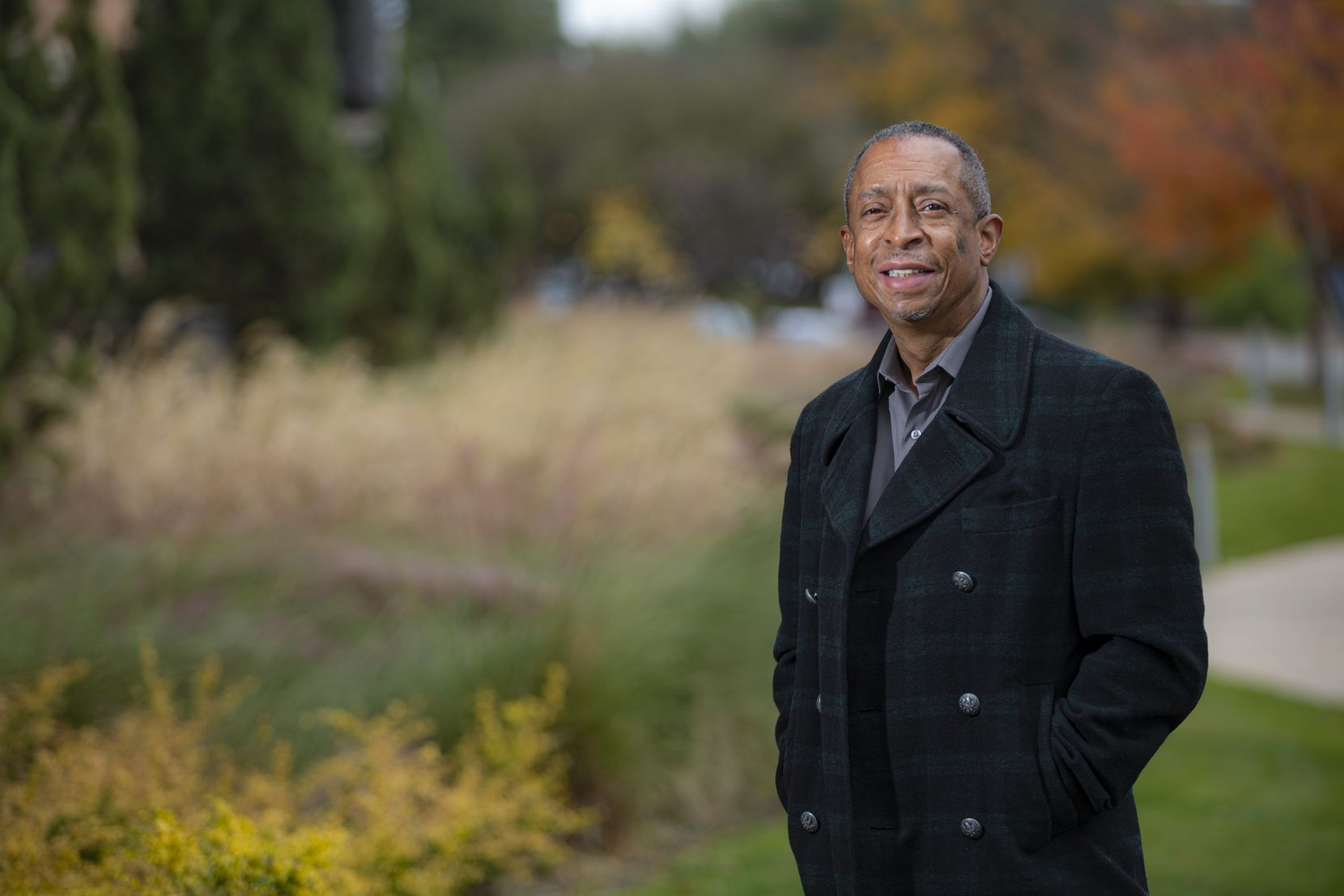"""Keith Wilson struggled with trying to quit smoking for years before enrolling in UT Southwestern's smoking cessation program. """"It always bothered me that I couldn't do a simple thing like stopping smoking,"""" he says. """"There's medicine and a team behind me now."""""""