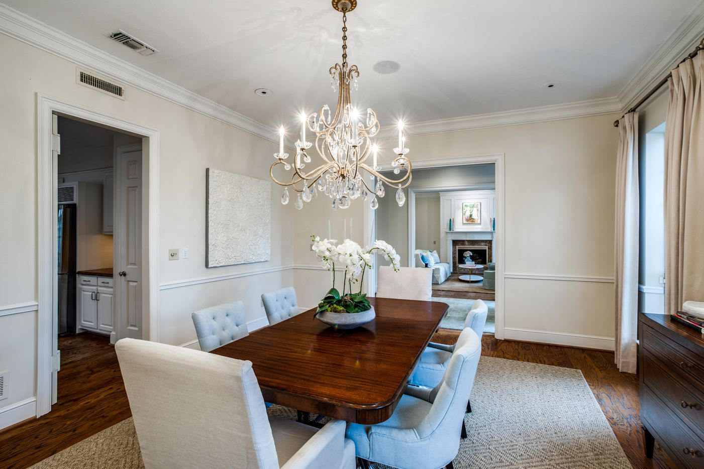 Take a look at the house at 4200 Stanhope Street in Dallas, TX,