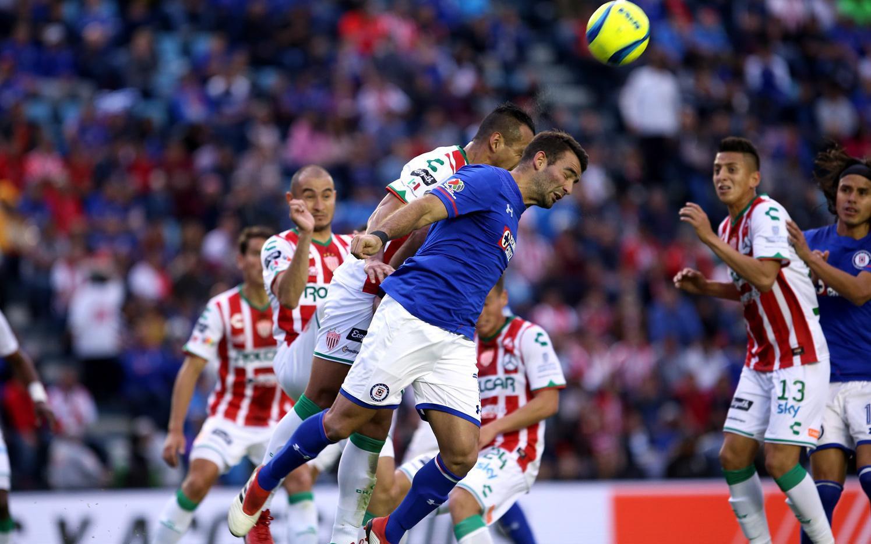 Cruz Azul enfrentará a Monterrey luego de dos derrotas seguidas ante Atlas y Necaxa.(AGENCIA REFORMA)