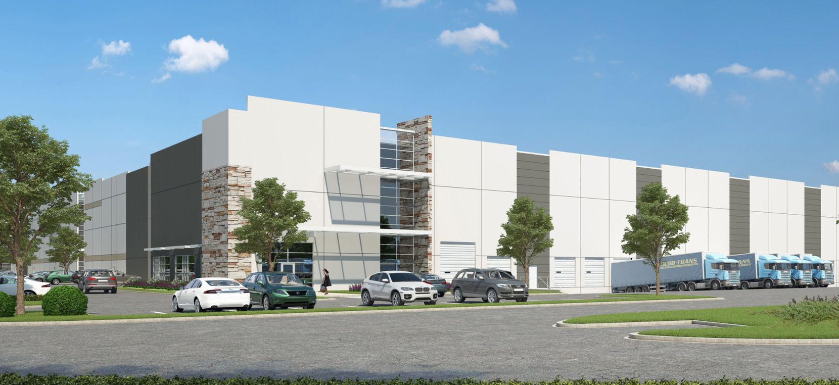 California-based Comptree is taking the Oakdale distribution center in Grand Prairie.