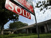 North Texas home prices were at a record high in July.