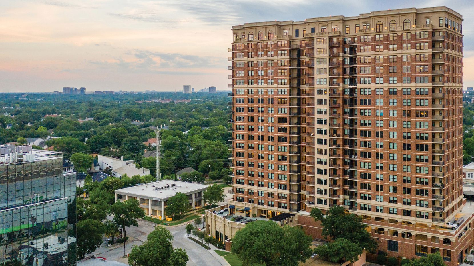 A few one-, two- and three-bedroom apartments are available to lease at The McKenzie, between Highland Park and the Knox-Henderson neighborhood.