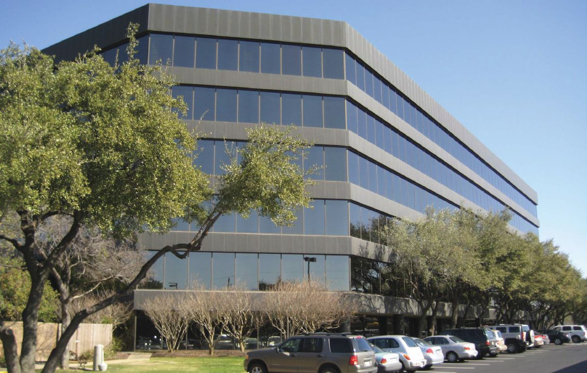 The two office buildings at 5710 and 5728 LBJ Freeway were built in the 1980s and will be remodeled.
