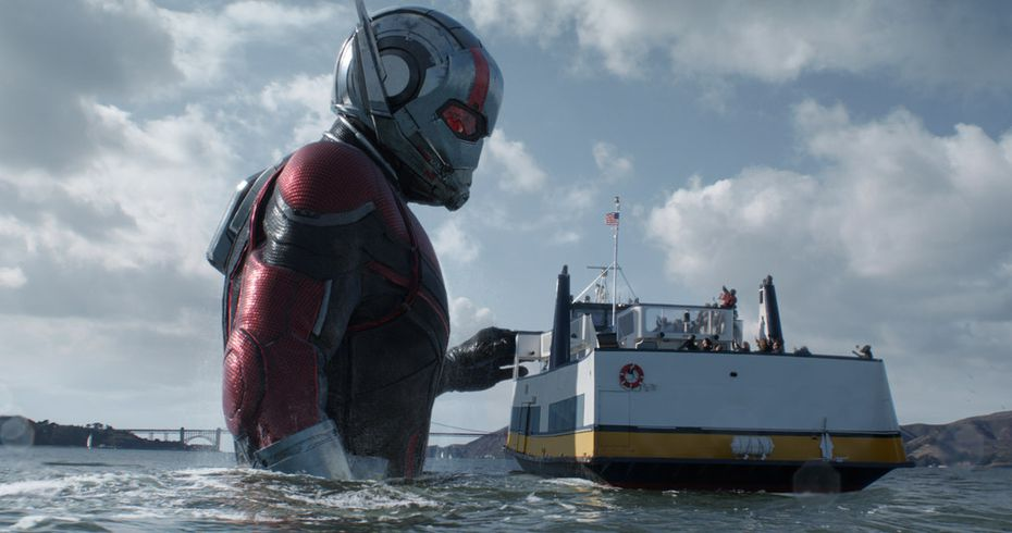 """""""Ant-Man and the Wasp."""""""