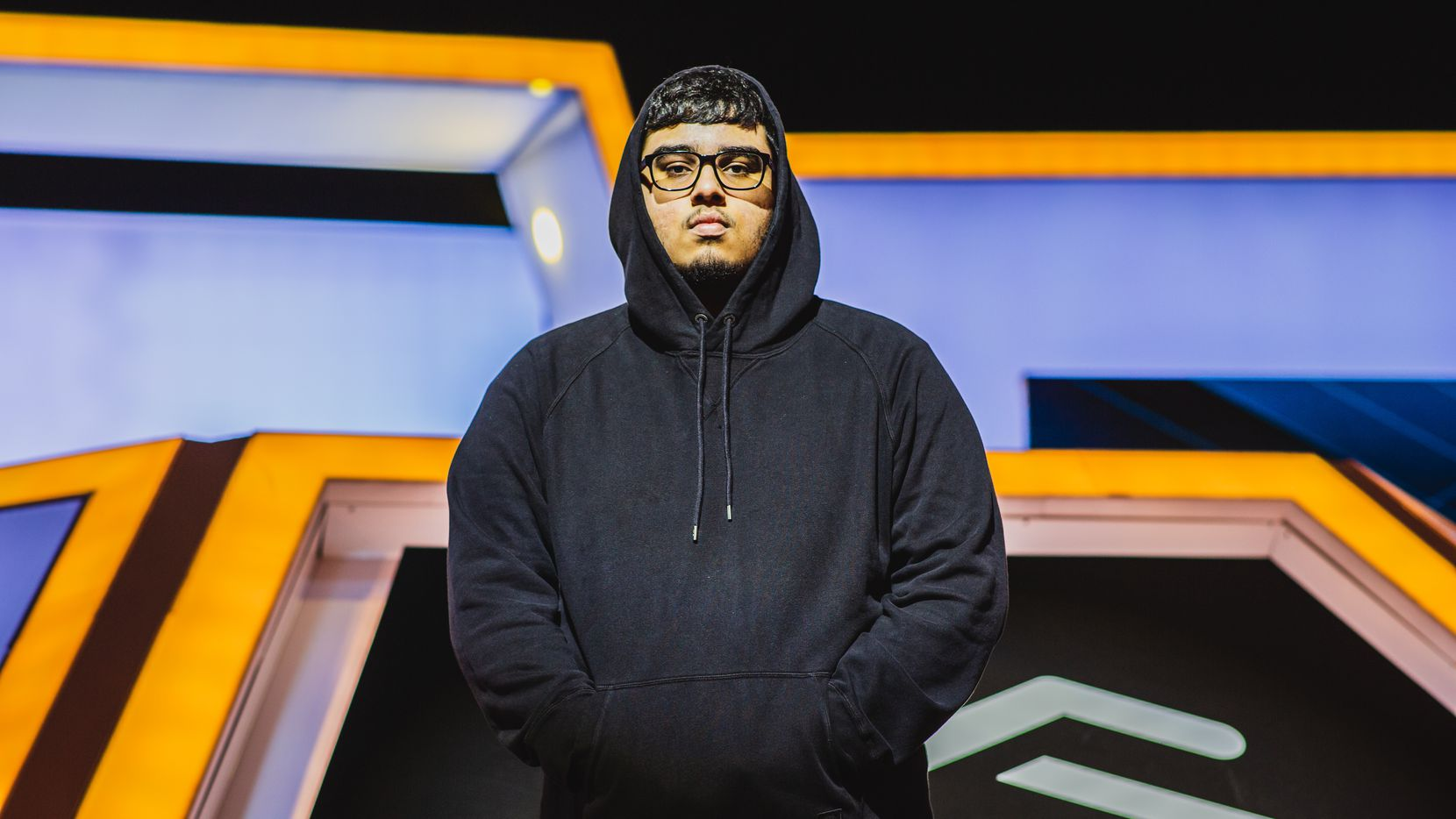 """New Dallas Call of Duty League player Indervir """"iLLeY"""" Dhaliwal (Courtesy/Envy Gaming)."""