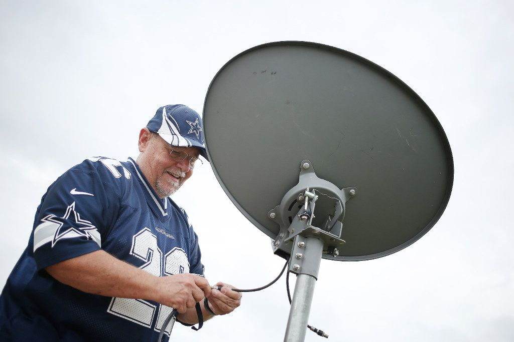 Dallas Cowboy fans like Jerry Bishop, of Forney, can rejoice now that CBS, which airs the majority of the team's games, is now back on DirectTV and AT&T U-verse.